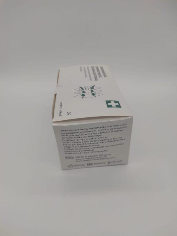CMC facemask box photo for KENTINO