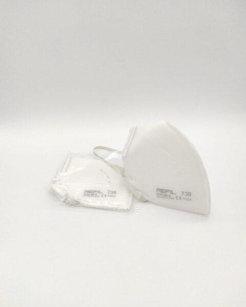 Hlavní foto respirátoru Refil 730 FFP2 NR