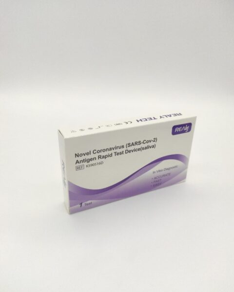 Balení antigen test Realy Tech Antigen Tech