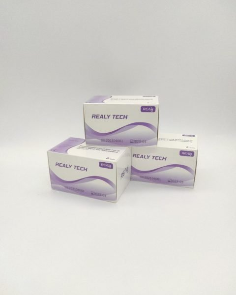 Main photo of Realy Tech saliva tests