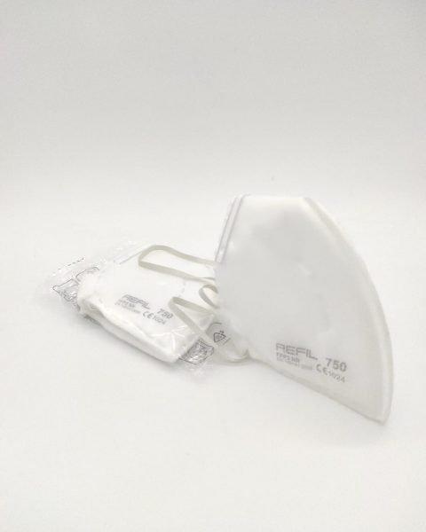 Hlavní foto respirátoru Refil 750 FFP3 NR
